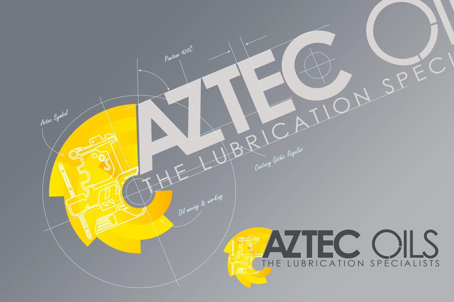 Aztec oils marketing case study creativefive for Design lago